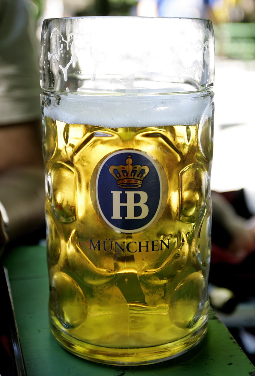 BEER IN MUNICH GERMANY