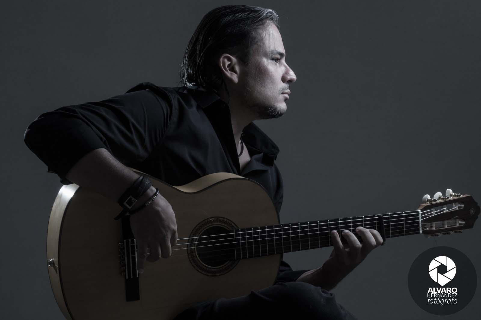 Retrato de Musico – Rafael Buenaventura Piñero
