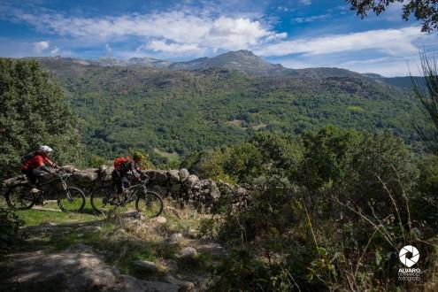 Fotografia de MTB – Viaje a Hervas